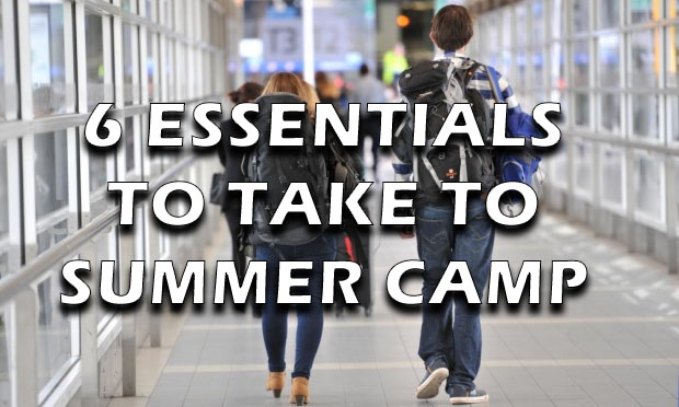 6 essentials to take to summer camp