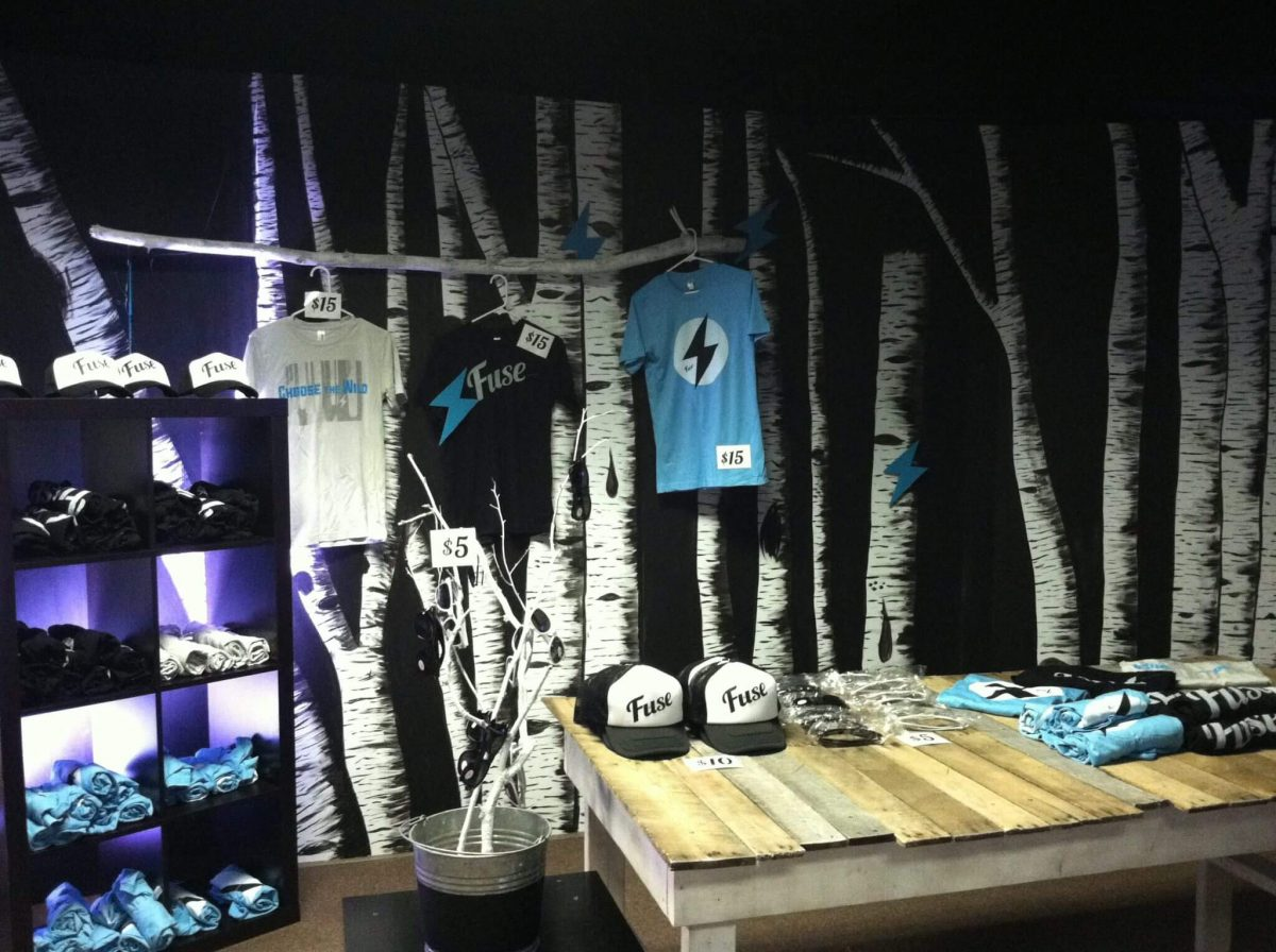 summer camp store