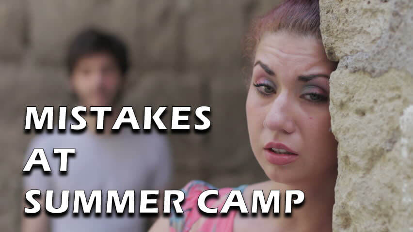 mistakes at summer camp