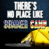 Logo for There's No Place Like Summer Camp
